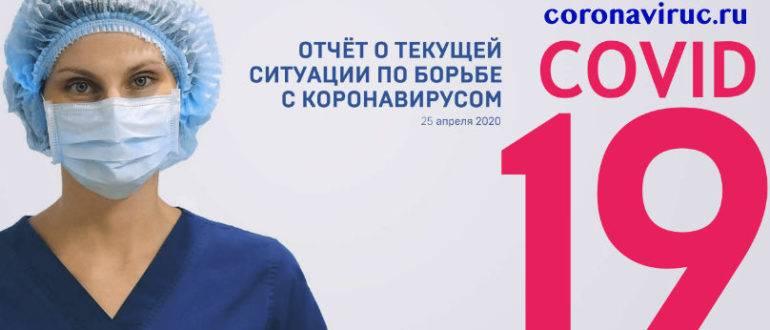 Коронавирус статистика в России 6 мая 2020 года