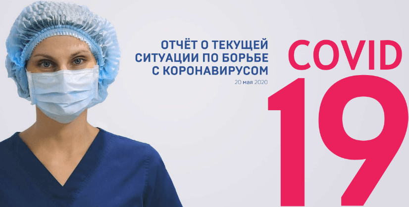 Коронавирус в Москве на 3 июня 2020 года статистика